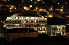 杜布罗夫尼克市希尔顿旅馆 库存图片