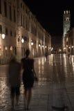 杜布罗夫尼克市老城镇 免版税图库摄影