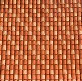 杜布罗夫尼克市老屋顶城镇 库存照片