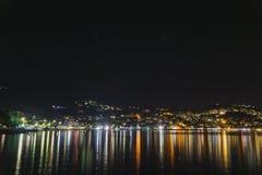 杜布罗夫尼克-亚得里亚海的海岸的珍珠 图库摄影