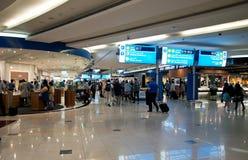 杜拜机场 免版税图库摄影