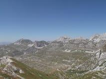 杜米托尔国家公园山的高山 免版税库存图片