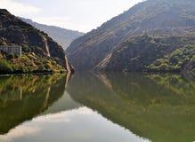 杜罗河河-风景 库存图片