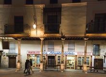 杜罗河畔阿兰达(西班牙) 免版税库存图片