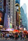 杜莎夫人蜡象馆-纽约 免版税库存图片