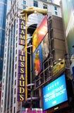 杜莎夫人蜡象馆-纽约 免版税库存照片