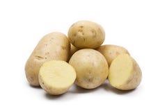 束土豆 免版税图库摄影