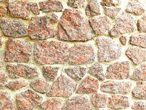 束大花岗岩向水平的图片扔石头 库存照片