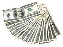 束美元 免版税库存图片
