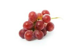 束葡萄红色 图库摄影