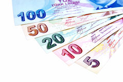 束货币 库存图片