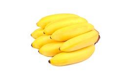 束香蕉婴孩(微型) 免版税库存图片