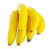 束香蕉 库存图片