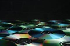 束CD的s 图库摄影