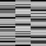 条纹线无缝的样式摘要背景 库存例证