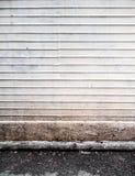 条纹膏药墙壁纹理背景 免版税库存图片