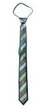 条纹领带 免版税库存图片