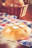 来回面包的大面包 图库摄影