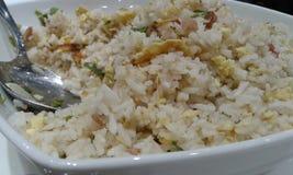 杨食物炒饭 库存图片