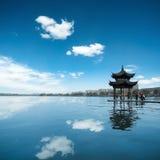 杭州瓷 库存图片