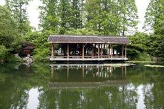 杭州西湖风景 库存照片