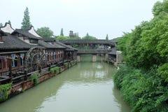 杭州Wuzhen 免版税库存照片