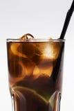 杯古巴libre 库存图片