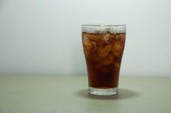 杯可乐 免版税图库摄影