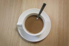 杯可口浓咖啡coffe 免版税库存图片