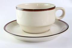 杯咖啡 库存照片