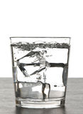 玻璃或水 库存照片