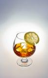 杯威士忌酒 图库摄影