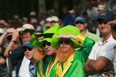 杯子扇动爱尔兰人符合ryder 免版税库存照片