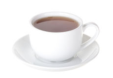 杯子茶 库存照片