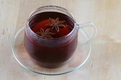 杯子茶 免版税库存图片
