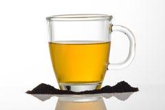 杯子茶 库存图片