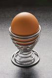 杯子鸡蛋 免版税库存图片