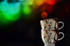 杯子 免版税图库摄影
