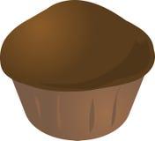 杯形蛋糕松饼 免版税库存图片