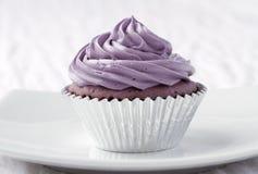 杯形蛋糕芋头 免版税库存照片
