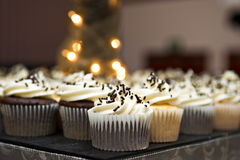 杯形蛋糕 图库摄影