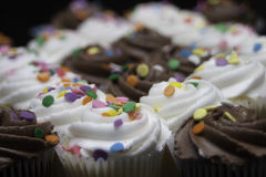 杯形蛋糕 免版税图库摄影