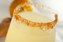杯柠檬水 库存图片