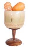 杯橙汁 免版税图库摄影
