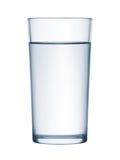 杯水 免版税库存图片