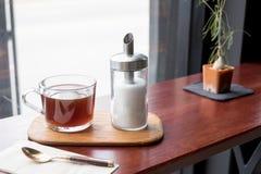 杯茶 免版税库存图片