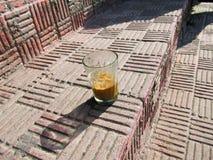 杯茶 免版税图库摄影