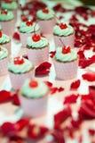 杯蛋糕 免版税图库摄影