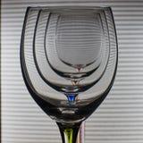 杯酒 免版税库存图片