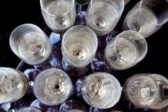 杯香槟 免版税库存照片